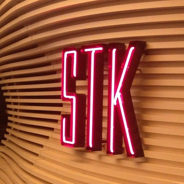 Photo prise au STK par Nic H. le8/7/2012