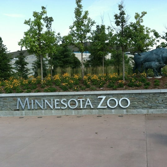 7/28/2012 tarihinde AJ T.ziyaretçi tarafından Minnesota Zoo'de çekilen fotoğraf
