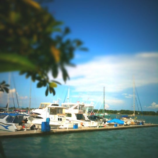 2/26/2012에 Aris K.님이 Bali Hai Cruises에서 찍은 사진