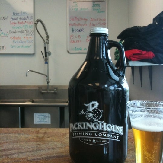 4/19/2011にB S.がPackinghouse Brewing Companyで撮った写真