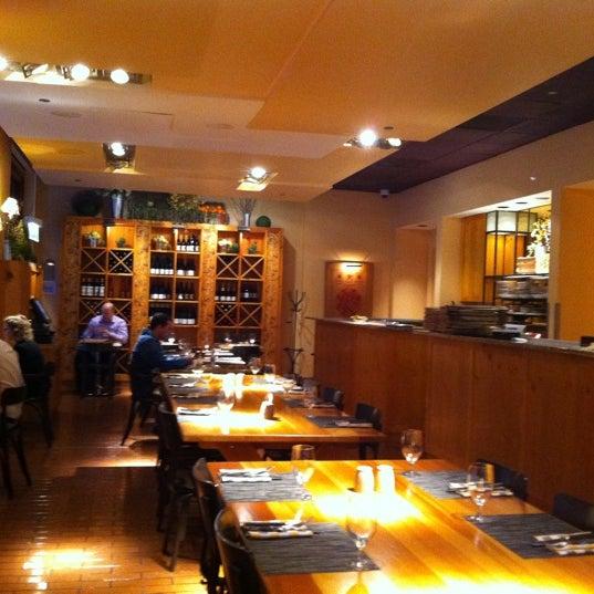 Photo taken at Pierrot Gourmet by Yooseok K. on 5/24/2012