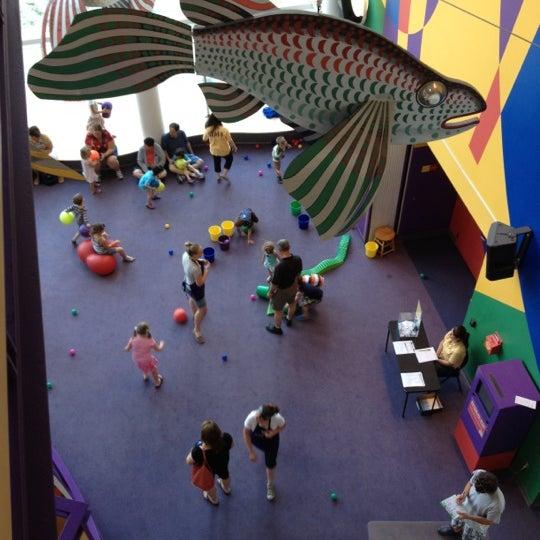 Снимок сделан в Minnesota Children's Museum пользователем Carlos L. 6/24/2012