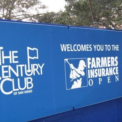 Photos At The Farmers Insurance Open Now Closed Torrey Pines