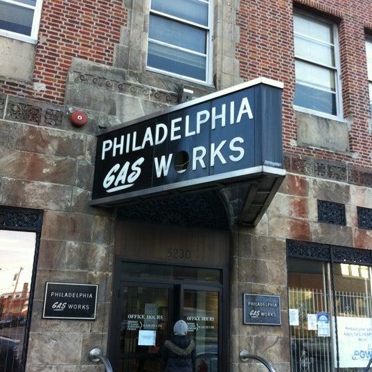 Photos At Philadelphia Gas Works Cobbs Creek Philadelphia Pa