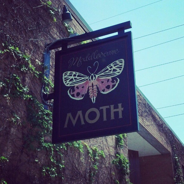 Photo taken at Meddlesome Moth by Beer P. on 5/4/2012