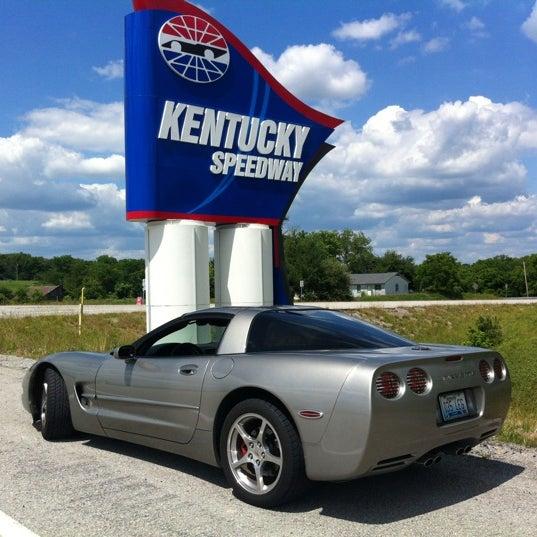 6/6/2012にDonnie D.がKentucky Speedwayで撮った写真