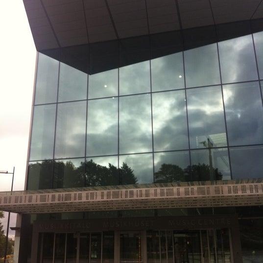 9/14/2011にHarri L.がMusiikkitaloで撮った写真