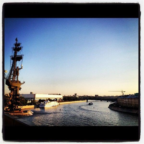 Foto tirada no(a) Ресторан & Lounge «Река» por Lyubov em 7/31/2012