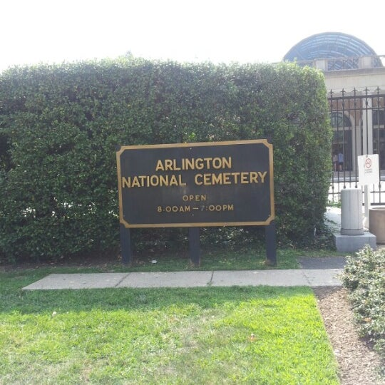 Photo prise au Arlington National Cemetery par Gloriana T. le8/30/2012