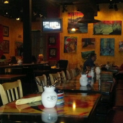 Foto diambil di Café Tu Tu Tango oleh Jorge S. pada 8/11/2012