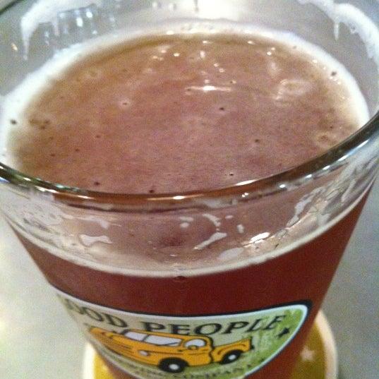 Foto diambil di Good People Brewing Company oleh Christy T. pada 6/28/2012