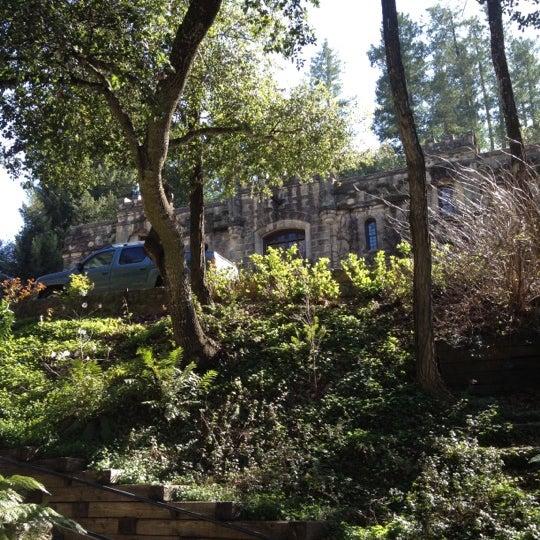 Снимок сделан в Chateau Montelena пользователем Mike K. 3/9/2012