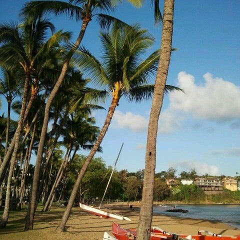 6/12/2012에 nicole님이 Duke's Kauai에서 찍은 사진