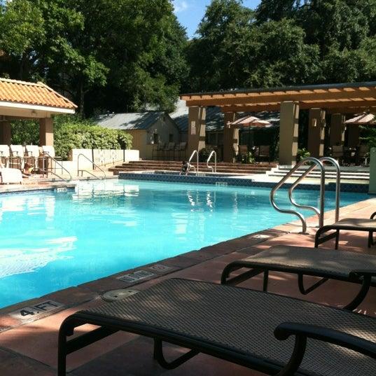 Marriott Riverwalk Pool Downtown San Antonio 0 Tips