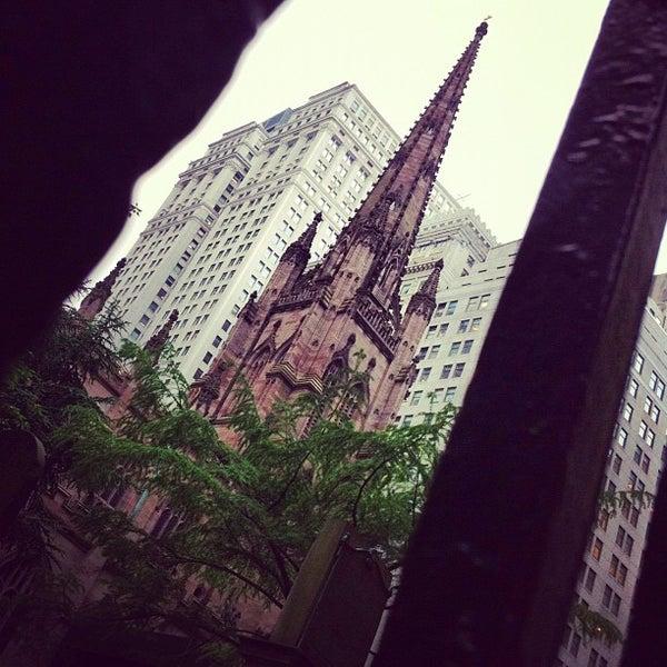 Foto scattata a Trinity Church da Artur S. il 5/24/2012