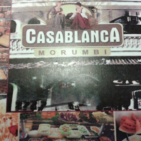 Foto scattata a Padaria Casablanca da Marina Y. il 6/10/2012