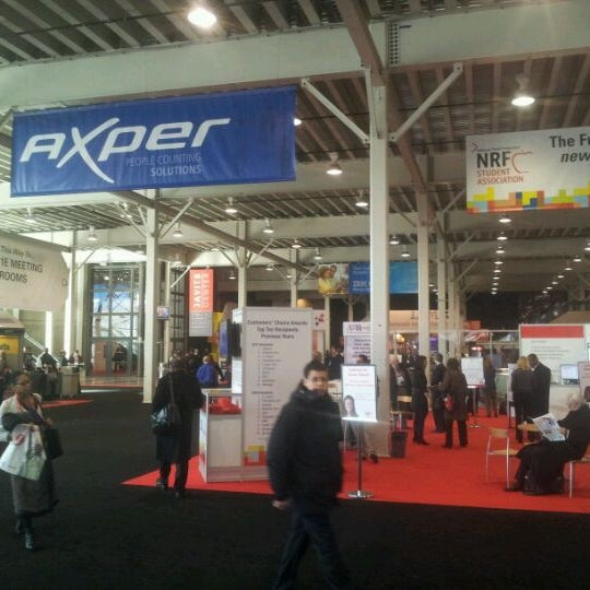 Photos at NRF 2019 - Retail's Big Show (Now Closed