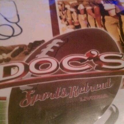 Foto scattata a Doc's Sports Retreat da Myke G. il 9/12/2011