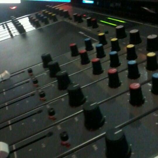 Photos At Ruang Studio Visi Fm Radio Station In Medan