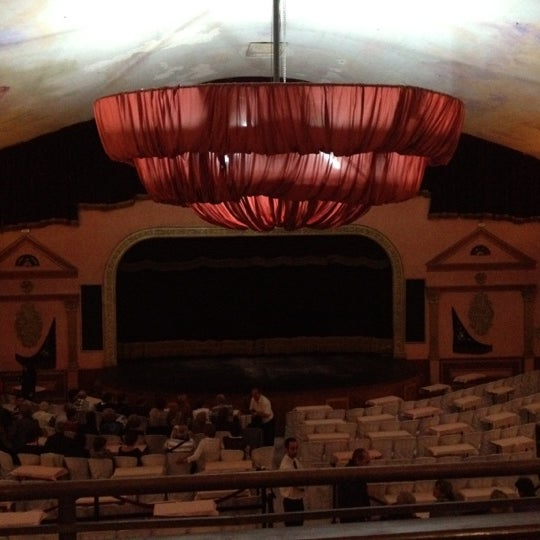 Foto tomada en Tablao Flamenco El Palacio Andaluz por Megan H. el 4/18/2012