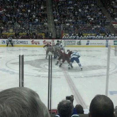 Foto diambil di Gila River Arena oleh Brian P. pada 2/29/2012