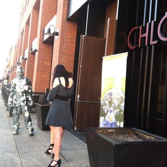 Foto scattata a Chloe Discotheque da Brittany W. il 3/14/2012