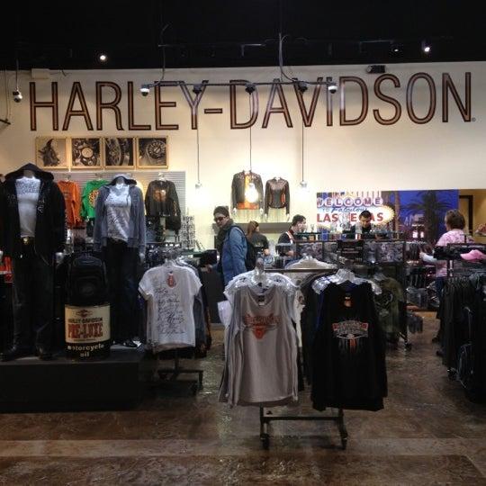 Photos at Las Vegas Harley-Davidson Shop - The Strip - 2 tips