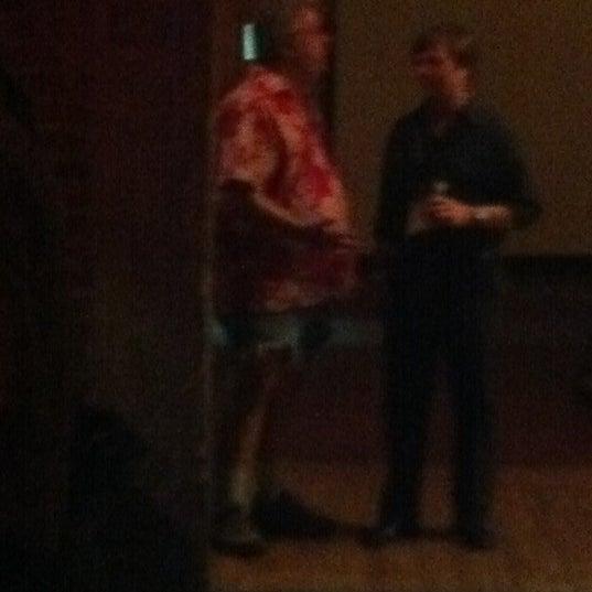 Снимок сделан в The Cannery Ballroom пользователем Robert J. 10/15/2011
