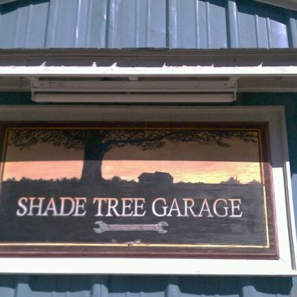 Photo Taken At Shade Tree Garage By Scotty B On 10 25 2017
