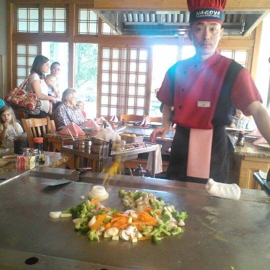 Снимок сделан в Nagoya пользователем Russ C. 6/13/2012