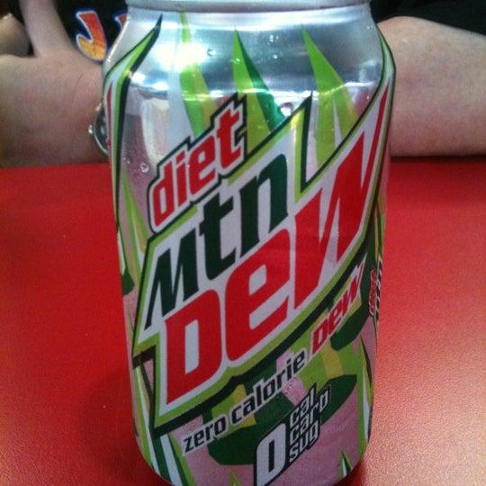 Diet Mountain Dew!!