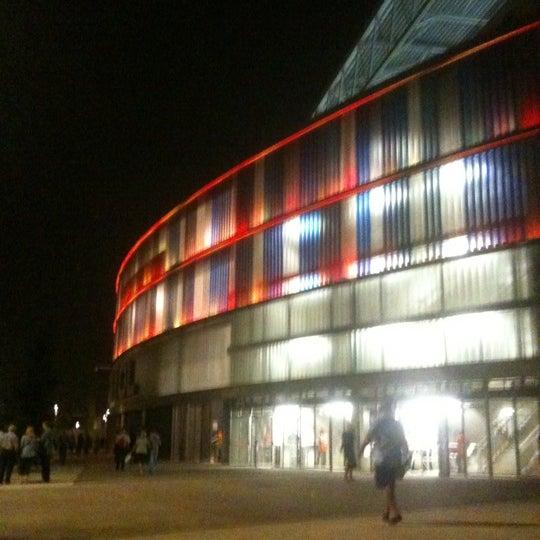 Foto diambil di RCDE Stadium oleh Marta O. pada 9/11/2011