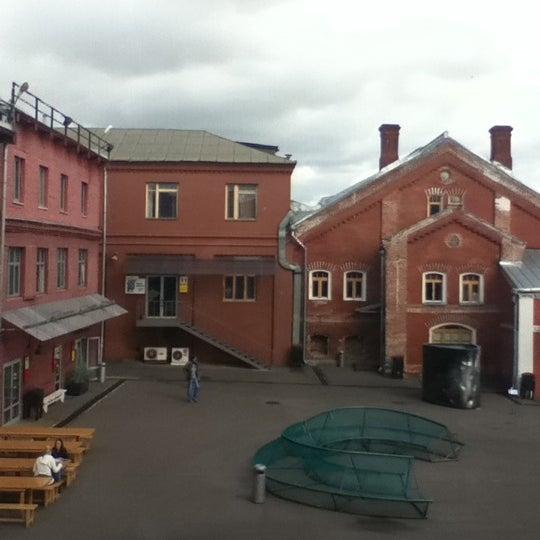 9/6/2011 tarihinde Mish M.ziyaretçi tarafından Winzavod'de çekilen fotoğraf