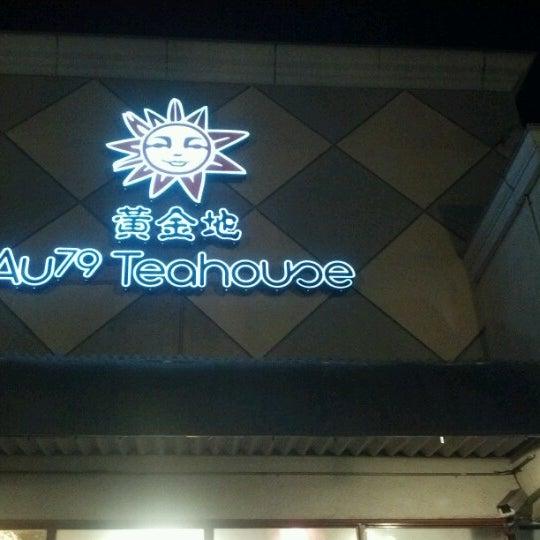Foto scattata a AU 79 Tea House da Tommy L. il 8/5/2012