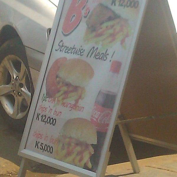 Mr  B's - Fast Food Restaurant in Lusaka