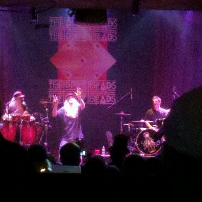 11/1/2011 tarihinde Kelliziyaretçi tarafından House of Blues'de çekilen fotoğraf