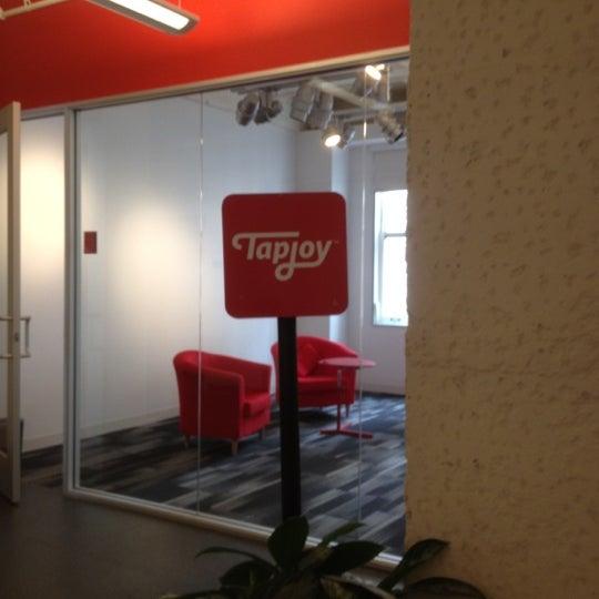 Tapjoy Inc  - Downtown San Francisco-Union Square - 2 tips