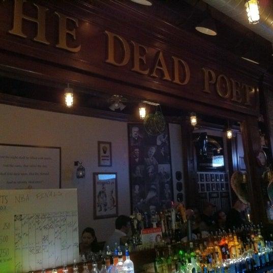 Foto scattata a The Dead Poet da Norman il 5/6/2011