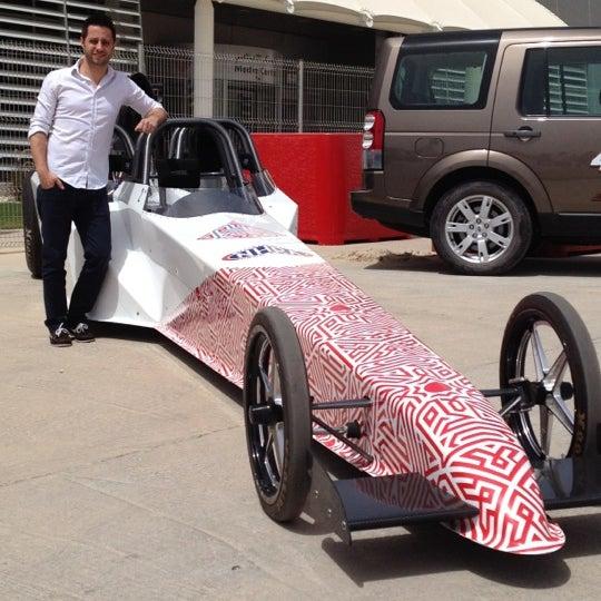 Foto scattata a Bahrain International Circuit da Alberto A. il 5/24/2012