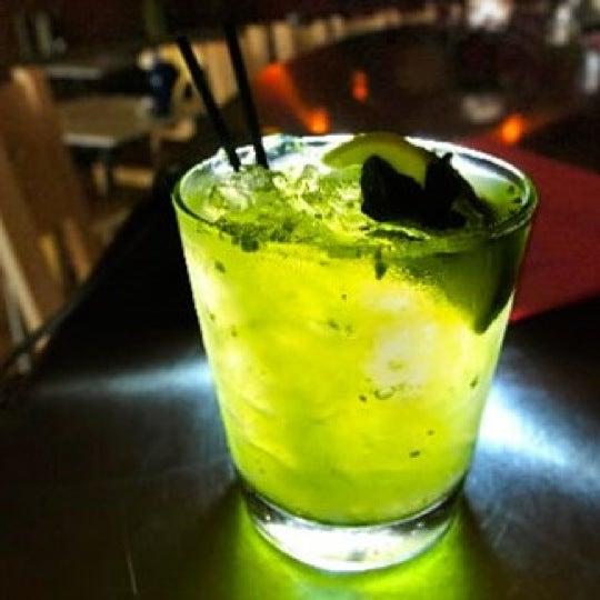 6/21/2012 tarihinde Merih G.ziyaretçi tarafından Mica Restaurant & Bar'de çekilen fotoğraf