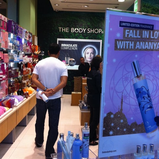 The Body Shop - DFC - رأس الخور - Dubai Festival City