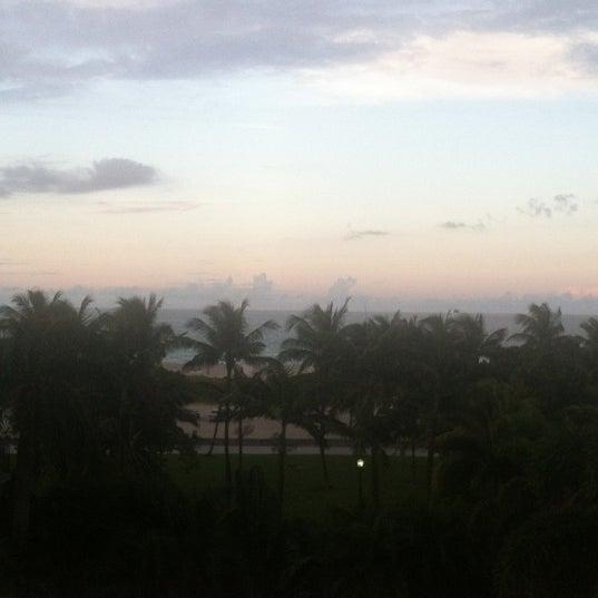 9/7/2012にCarla S.がDream South Beach Hotelで撮った写真