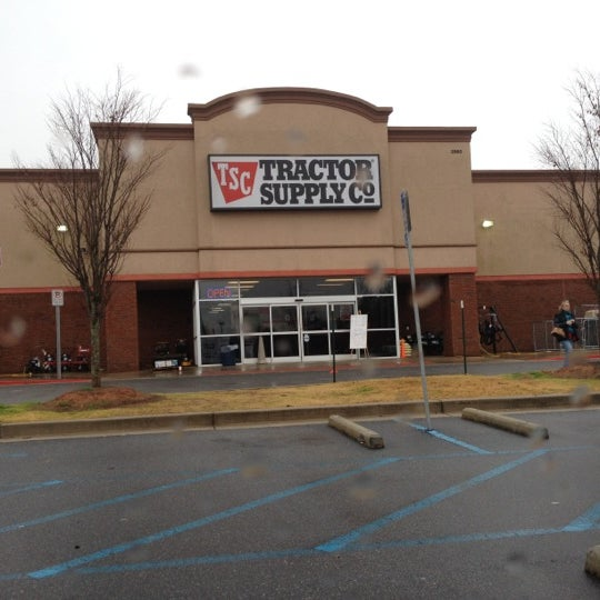 Tractor Supply Co  - Hickory Flat - 5 tips
