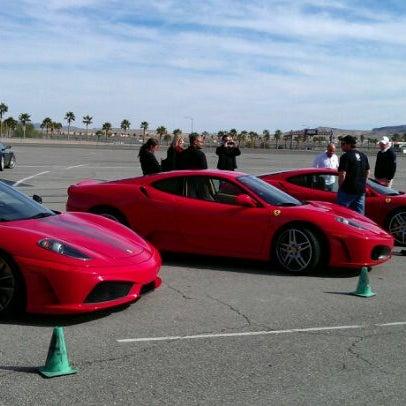 Снимок сделан в Exotics Racing пользователем Rex T. 11/3/2011