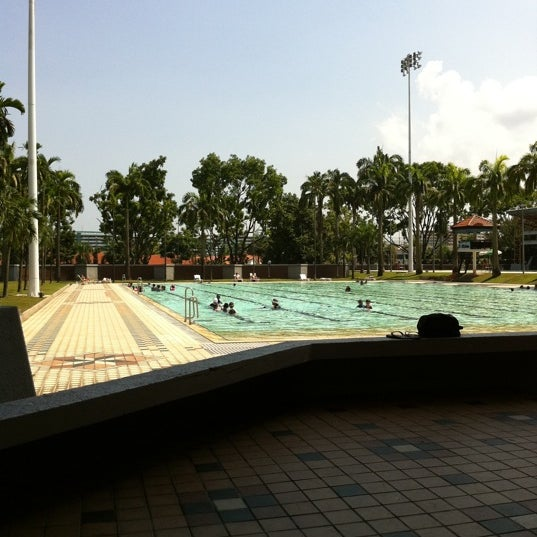 Photo prise au Clementi Swimming Complex par Frank T. le7/21/2011