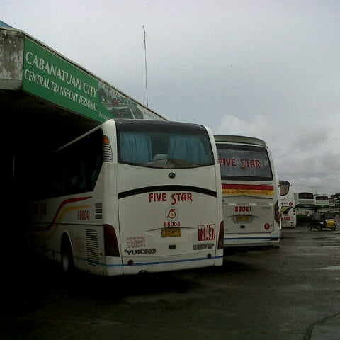 P O Taken At Cabanatuan City Terminal By Neil F On
