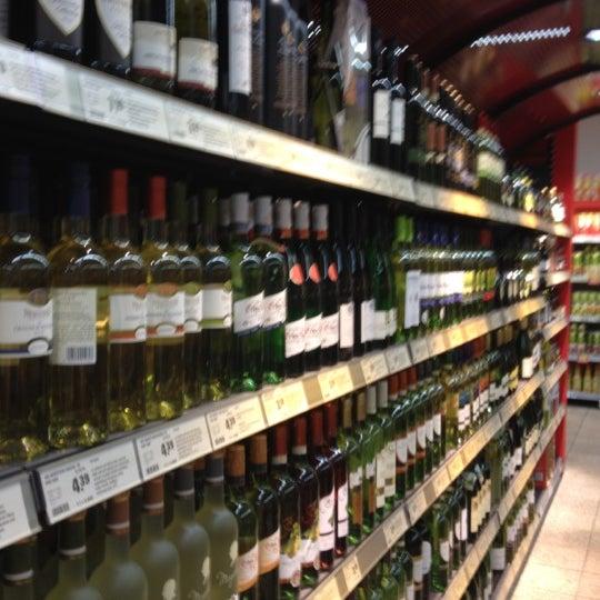 Köln Deutz Supermarkt