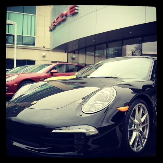 Herb Chambers Porsche >> Photos At Herb Chambers Porsche Of Boston Auto Dealership In Boston