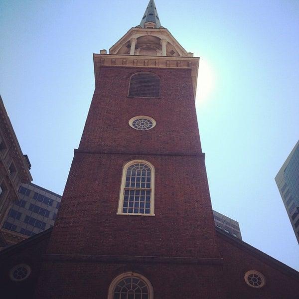 7/8/2012にBridget C.がOld South Meeting Houseで撮った写真