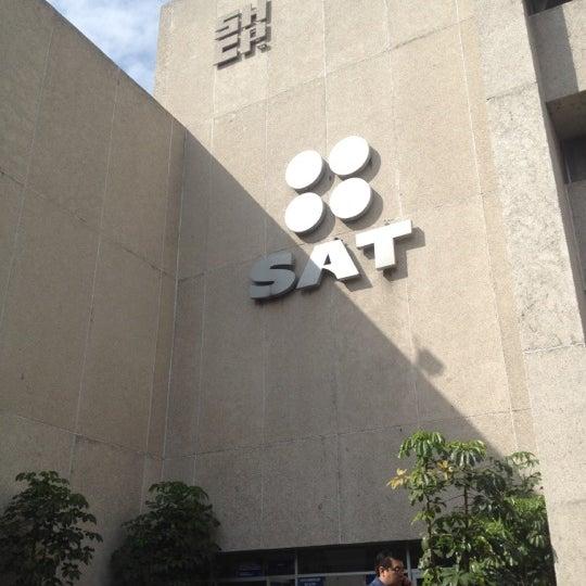 Sat Norte Edificio Governativo In Anáhuac